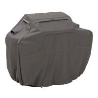 Classic Accessories Ravenna® Grill Cover - Premium BBQ Cover with Reinforced Fade-Resistant Fabric, X-Small, 38-Inch L, Espresso