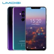 """Straight Talk 6.2"""" Large Screen Global Unlocked Smartphone Four Lens Android 8.1 64GB 4G Smartphone - Face Unclock"""