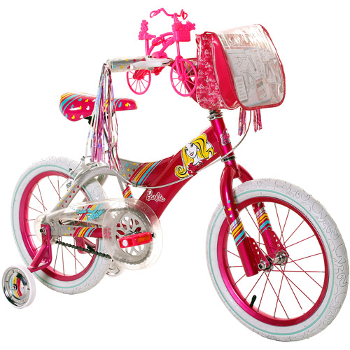 "16"" Barbie Girl's Bike"