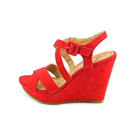 60f4b10ce57 American Rag - Women s Rachey Platform Wedge Sandals - Walmart.com