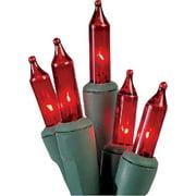 LIGHT SET MINI RED 100 per 24 EA