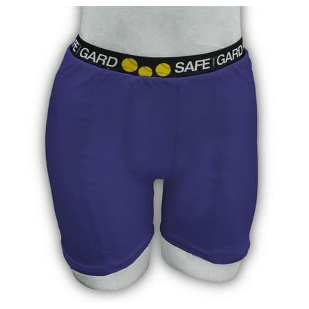 Girls Stinger Softball - SafeTGard Girls Youth Regular-Rise Sliding Short with Softball Waistband Design