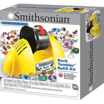 Smithsonian Rock Tumbler Refill by NSI Intl