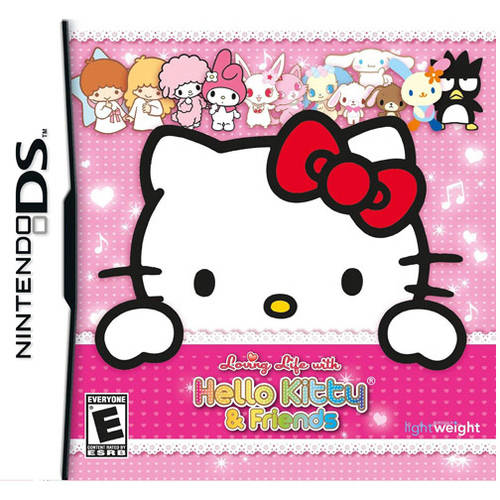 Loving Life With Hello Kitty & Friends (DS) - Pre-Owned