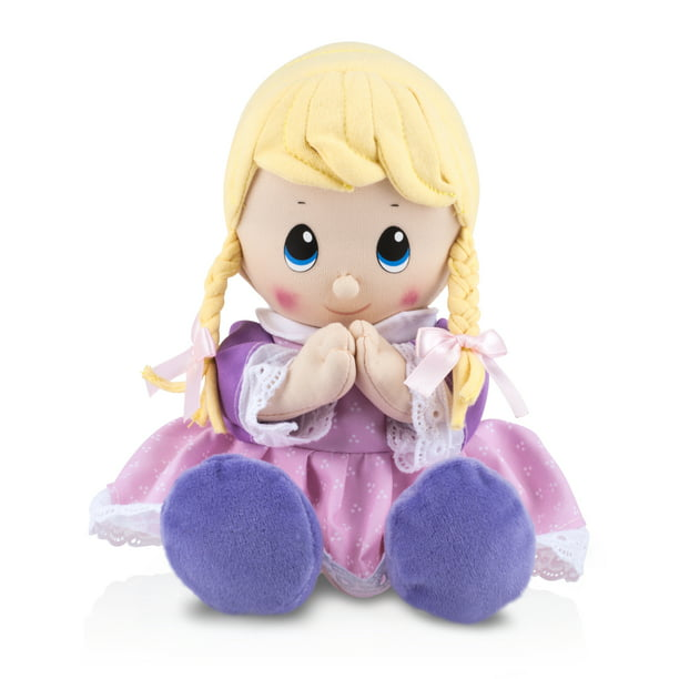 Nuby Prayer Pal Plush Doll, Characters May Vary