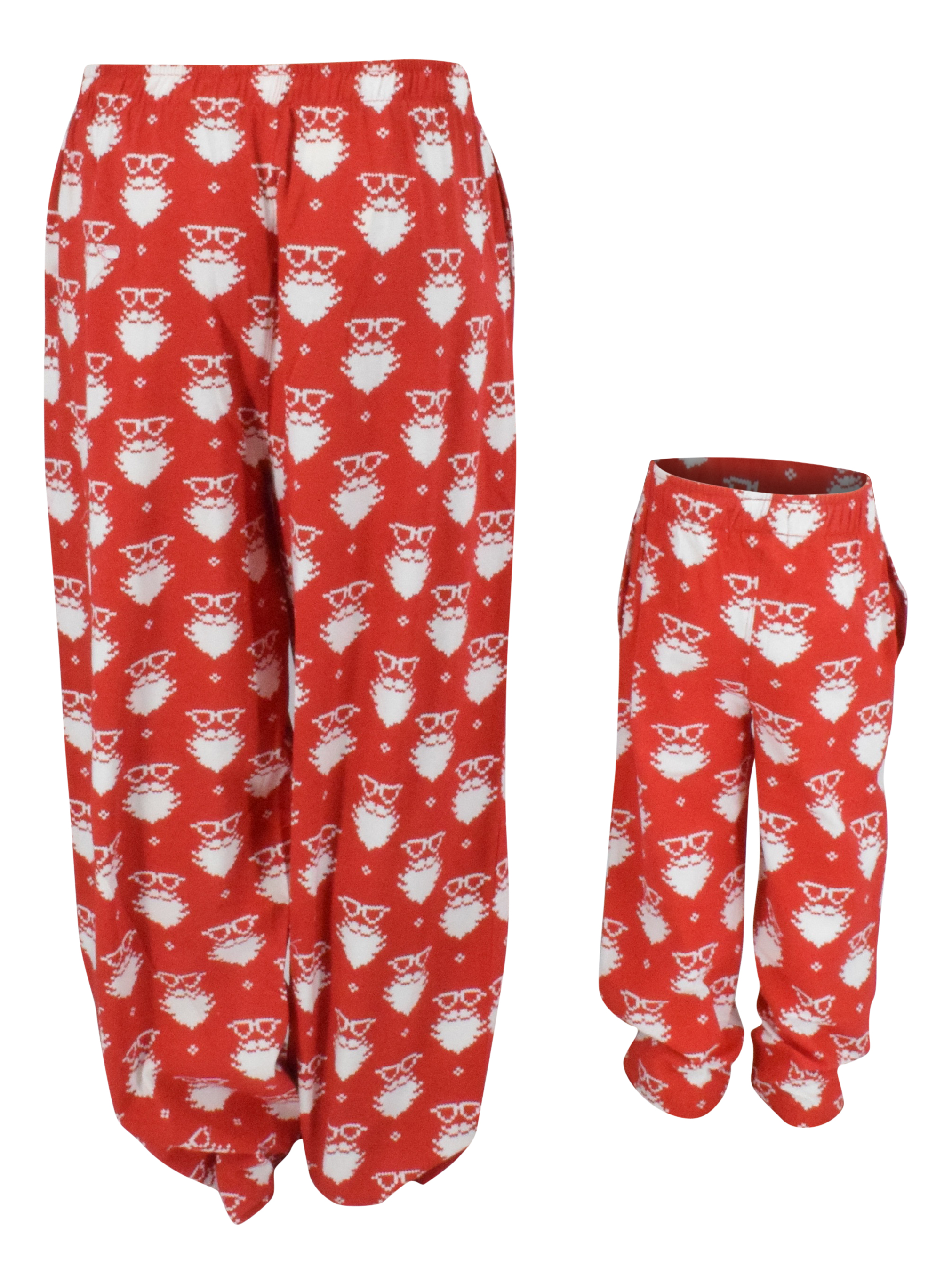 Christmas Pajama Pants.Ub Boys Christmas Santa Matching Family Pajama Pants 5t