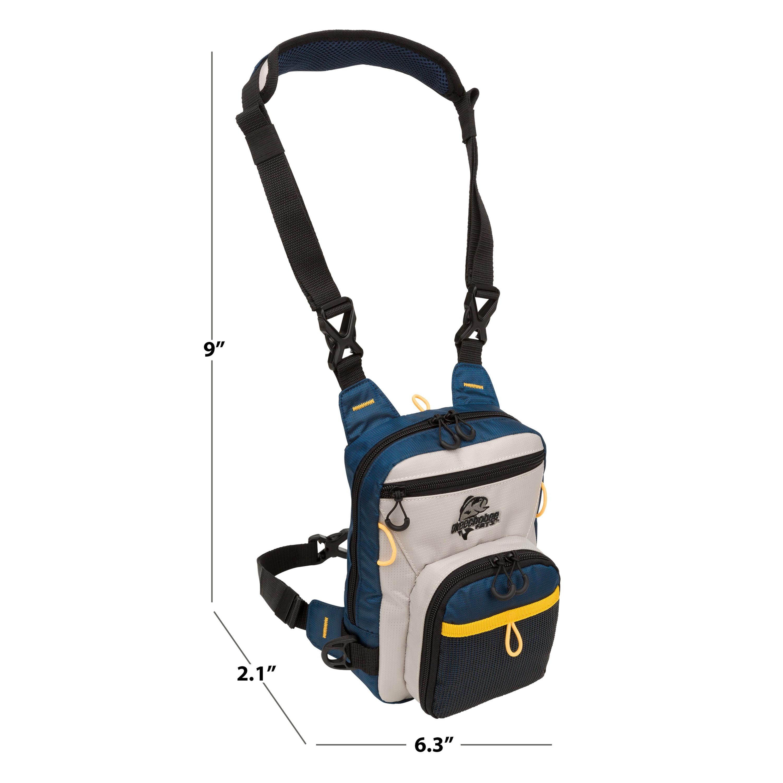 Okeechobee Fats Tackle Bag Deepwater Blue