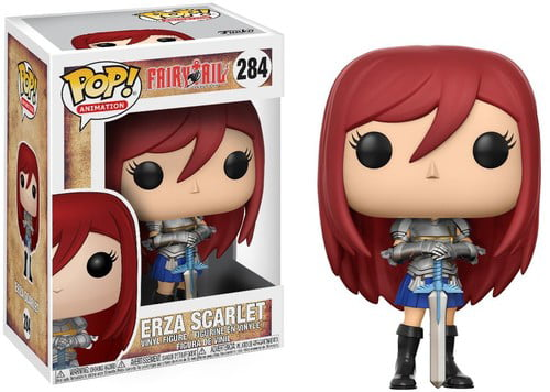FUNKO POP! ANIME: Fairy Tail W2 Erza Scarlet by Funko