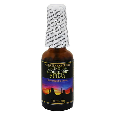 CC Pollen - High Desert Propolis Sureau spray - 1 oz.