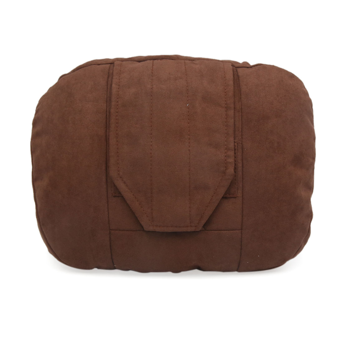 Brown Memory Foam Padding Car Seat Headrest Pillow Neck Rest Support Cushion Pad - image 3 of 4