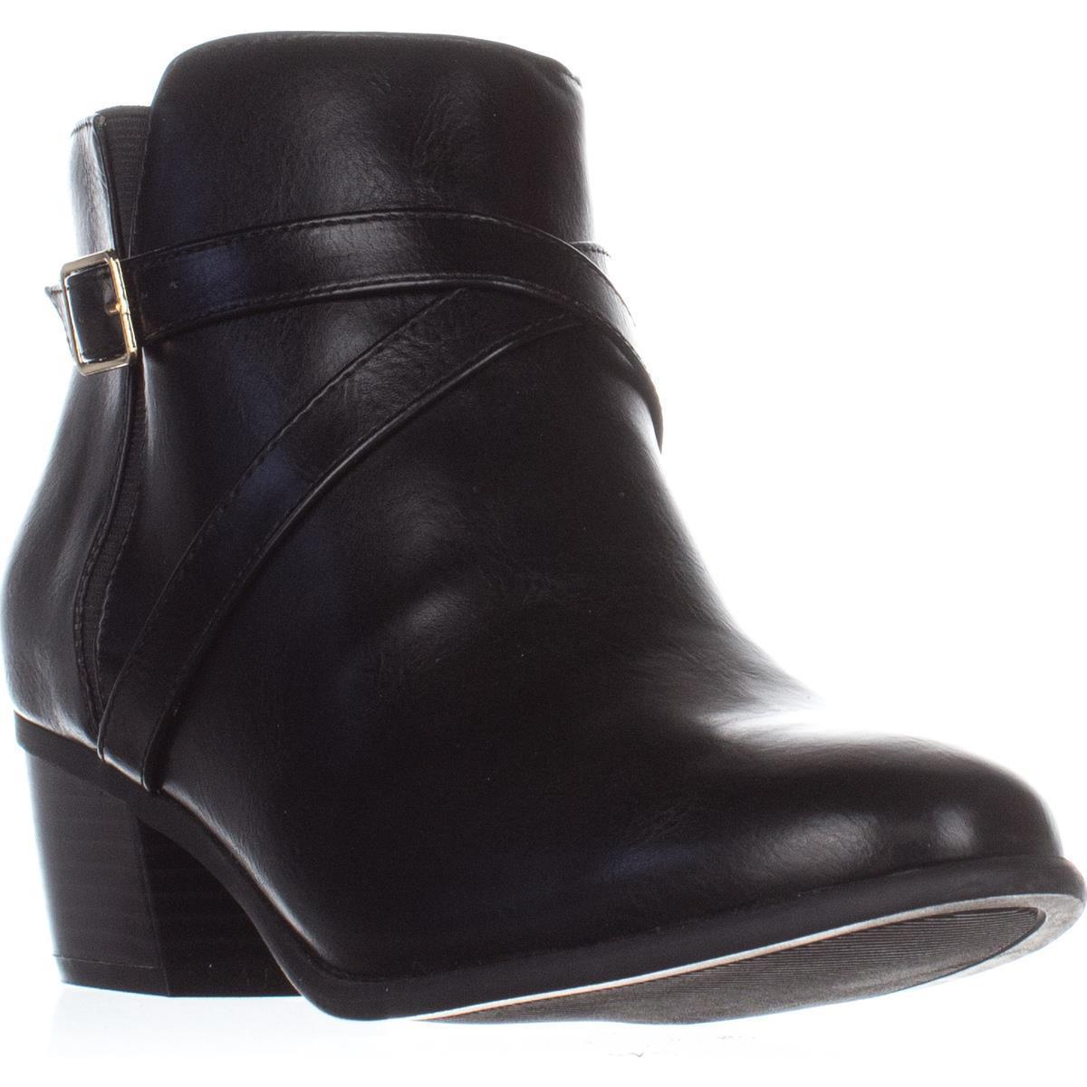 Womens KS35 Falonn Ankle Boots, Black