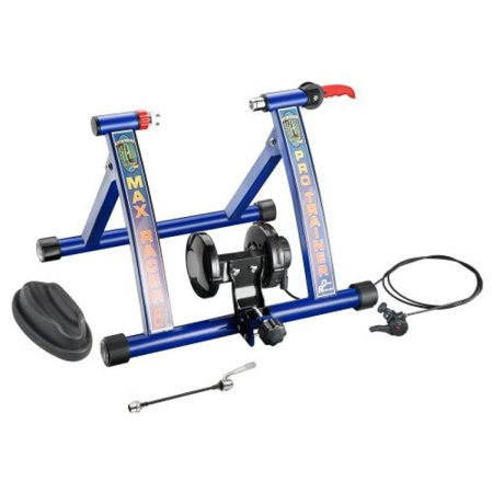 Dtx International Rad Cycle Products Rad Pro Zone Smooth Magnetic Resistance Bike Trainer