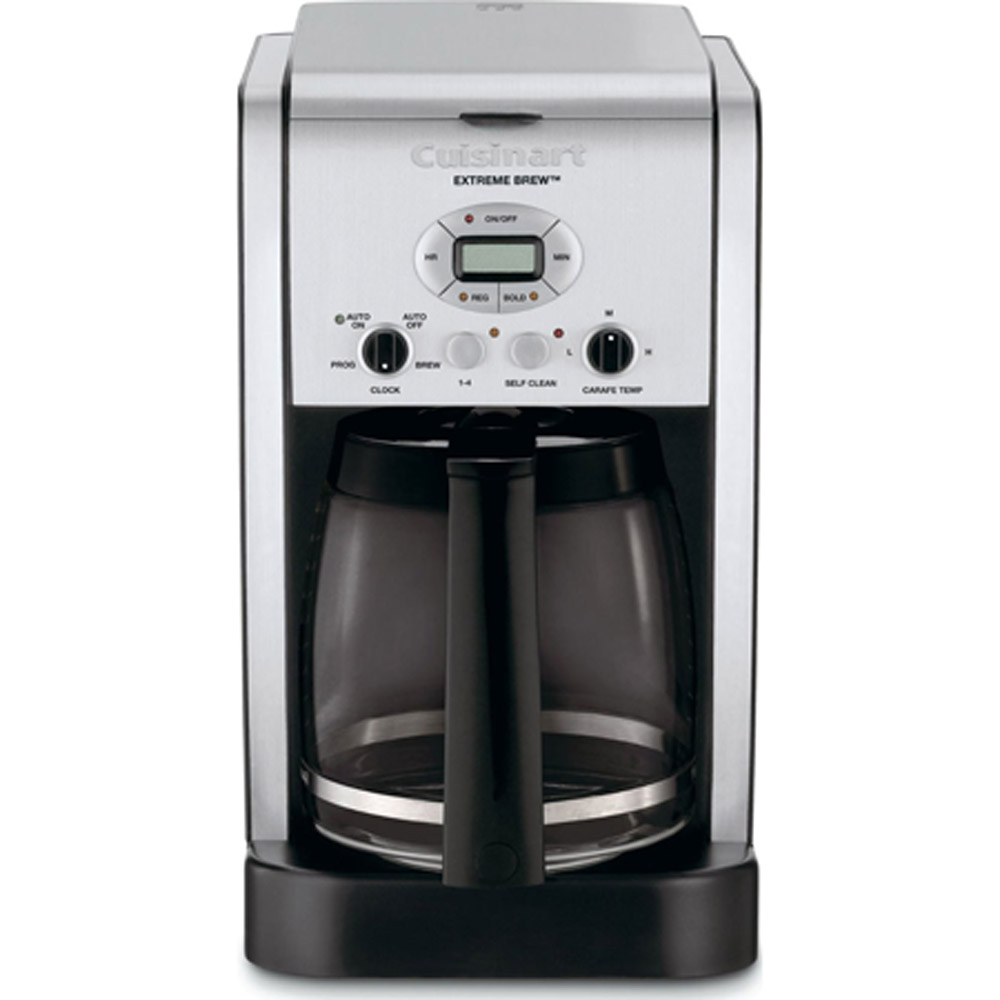 Cuisinart DCC-2650 - Brew Central 12-Cup Programmable Coffeemaker (Certified Refurbished)