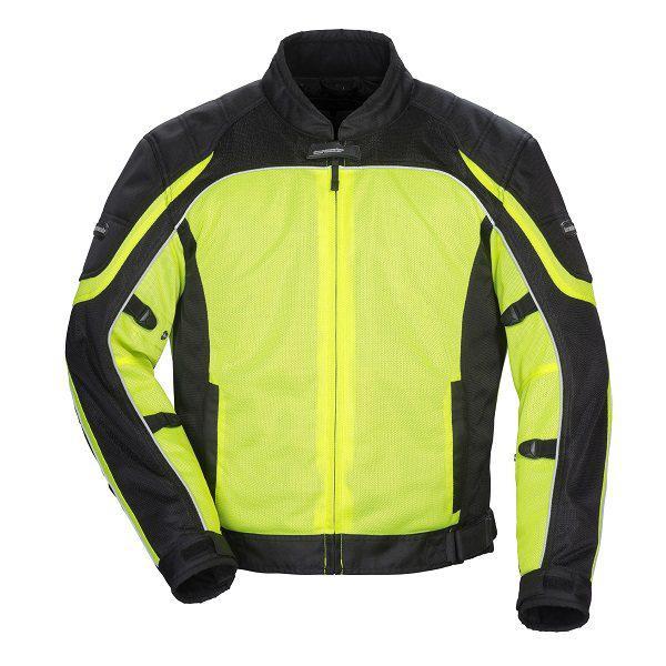 Tourmaster Intake Air 4.0 Mens Jacket Hi-Viz Yellow/Black