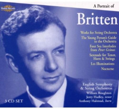 Portrait of Britten