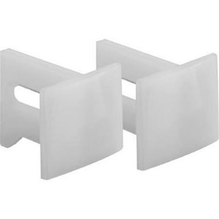 Slide-Co 163210 Pocket Door Side Adjusting Guide, Nylon,(Pack of (X-large Side Door)