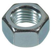 Hillman Fasteners 150024 20 Pack, 0.75-10, Coarse Thread, Zinc Plated Steel, Hex Nut.