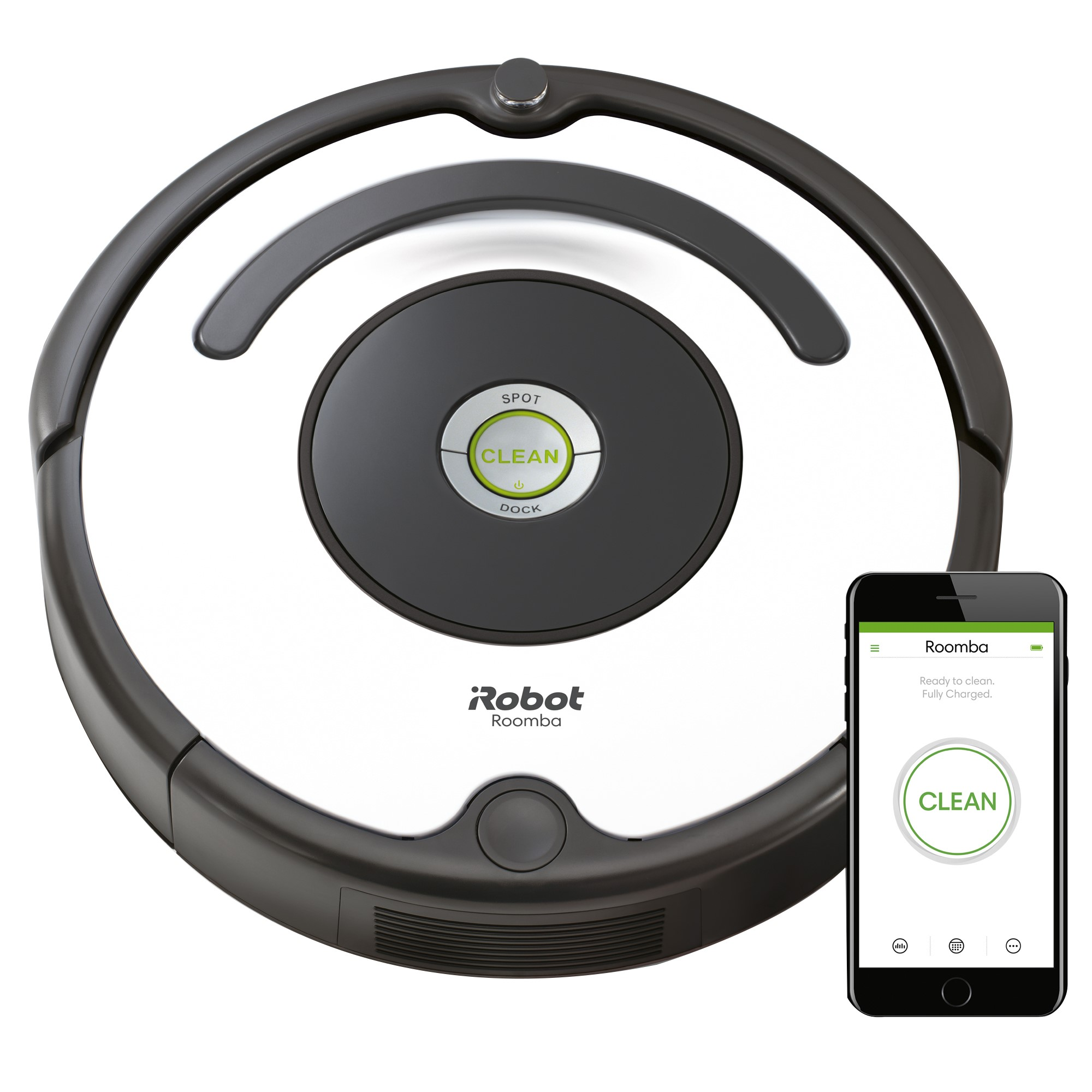 iRobot Roomba 670: Wi-Fi Connected Robot Vacuum Only $199