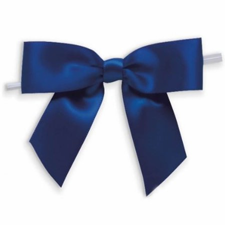 49a5f0ec7f2 Weststone 50pcs Satin Royal Blue Bows 3 1 2