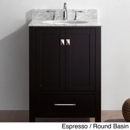 Virtu usa caroline avenue 24 inch single sink bathroom Virtu usa caroline 36 inch single sink bathroom vanity set