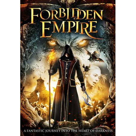 Forbidden Empire (DVD)](Best Halloween Films Empire)