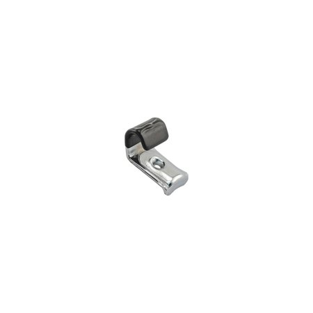 MACs Auto Parts Premier  Products 48-34259 -66 Ford Pickup Sun Visor Anchor Pin Retainer, Chrome ()