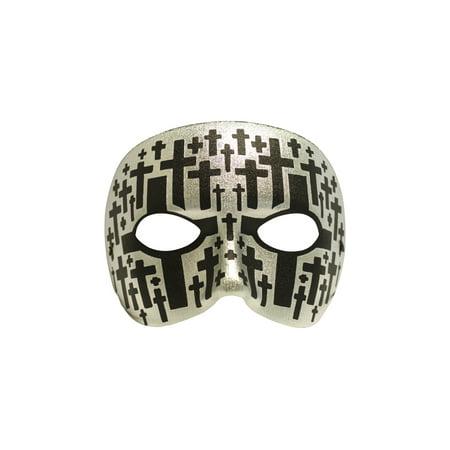 Success Creations Casanova Cemetary Halloween Mask](Homemade Halloween Creations)