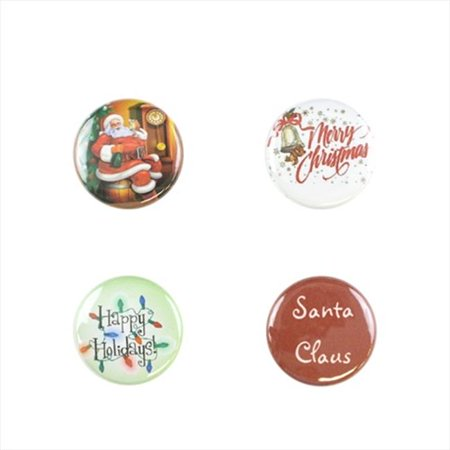 Il Bere C-HOL-CHR-4 vin et boissons charmes Holiday Collection - Santa Clause - image 1 de 1