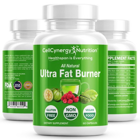 All Natural Weight Loss Fat Burners for Women & Men ...
