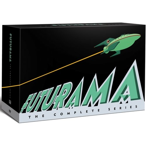 Futurama: The Complete Series (With 2014/3014 Calendar)