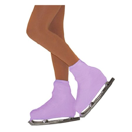 Chloe Noel Girls One Size Lavender Boot Cover Figure Skating Accessory ()