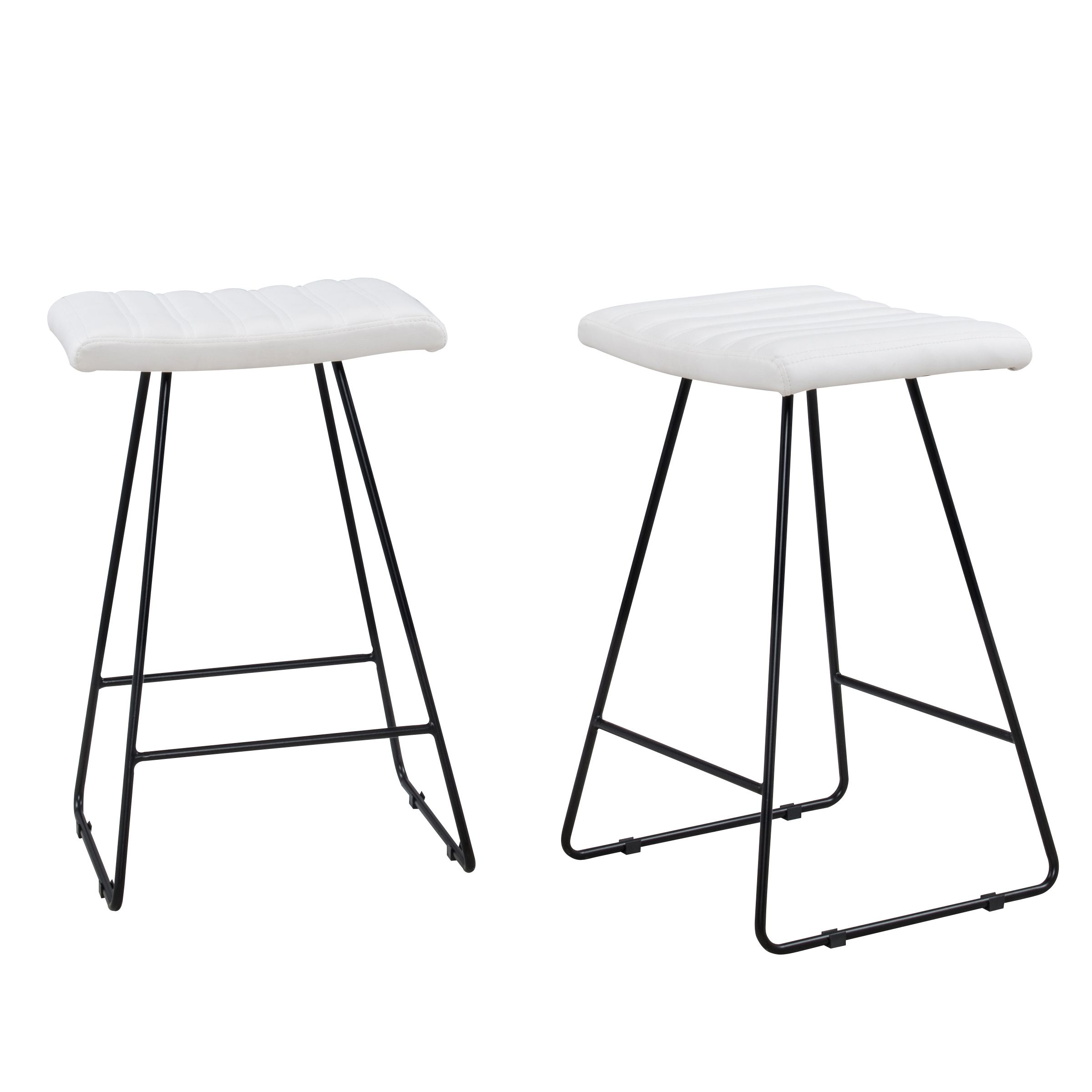 Carolina Chair And Table Kinston 25 Inch Counter Stool Set Of 2