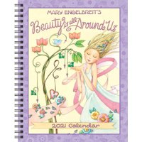 Mary Engelbreit 2021 Monthly/Weekly Planner Calendar : Beauty Is All Around Us