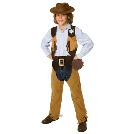 Cowboy Child Halloween Costume