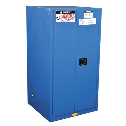 WFX Utility 65''H x 43''W x 18''D 2 Door EX Hazardous Material Steel Safety Cabinet