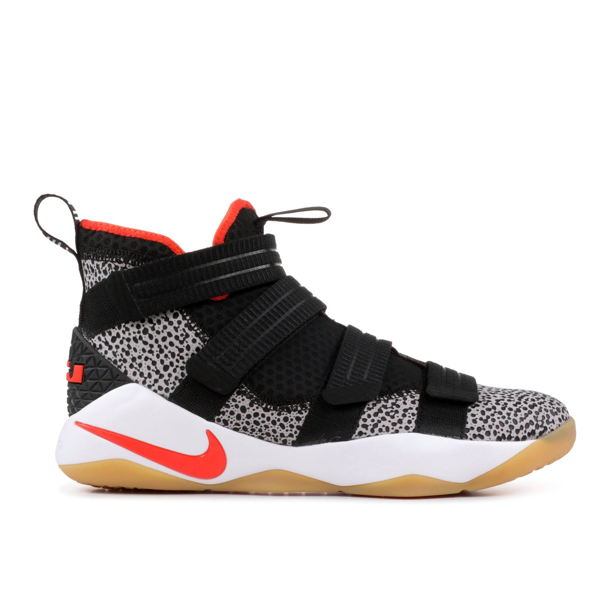 wholesale dealer f6717 28a60 Nike - Men - Lebron Soldier Xi Sfg - 897646-006 - Size 12