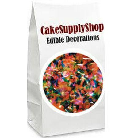 Rainbow  Cake & Cupcake Decoration Sparkle Flakes Sprinkles - Sprinkles For Cupcakes