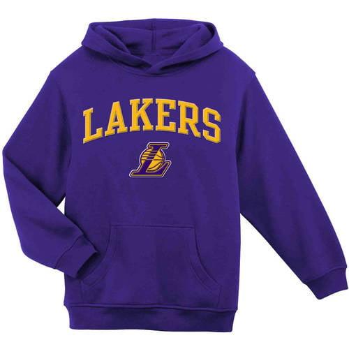 NBA Los Angeles Lakers Youth Team Hooded Fleece