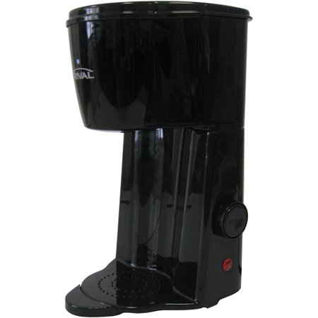 Rival Single Cup Coffee Maker, Black - Walmart.com