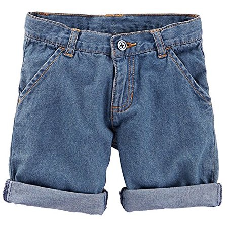 39fef983ce Little Girls' Bermuda Shorts (Toddler/Kid) - Denim - 5T
