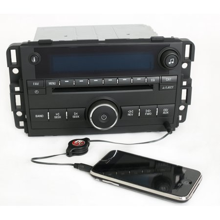 Chevy Impala 2011-12 Radio AM FM mp3 CD Player w Aux Input Part Number 20955156 -