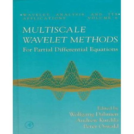 Multiscale wavelet methods for partial differential equations - image 1 of 1