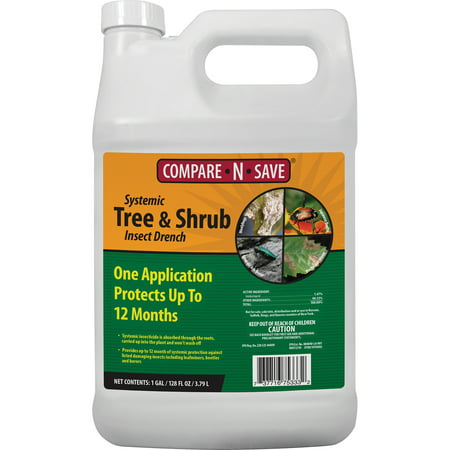 Compare N Save Tree and Shrub Insect Drench