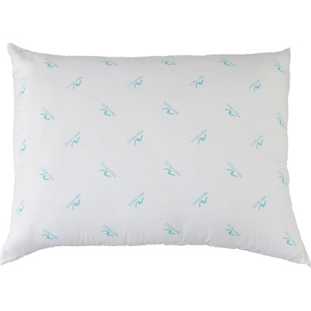 Mainstays Extra Firm Back & Side Sleeper Pillow, 1 (Best Pillow For Shoulder Pain Side Sleeper)