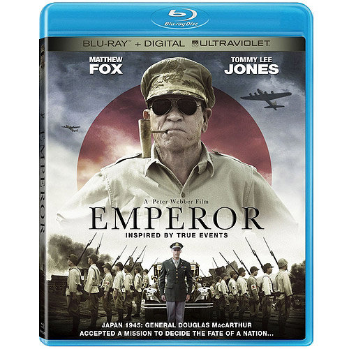 Emperor (Blu-ray + Digital UltraViolet) (With INSTAWATCH) (Widescreen)