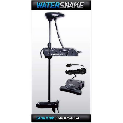 Watersnake Shadow FWDR54-54 Trolling Motor