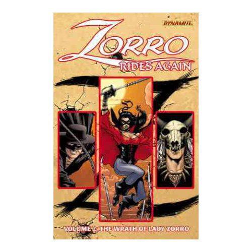 Zorro Rides Again 2: The Wrath of Lady Zorro