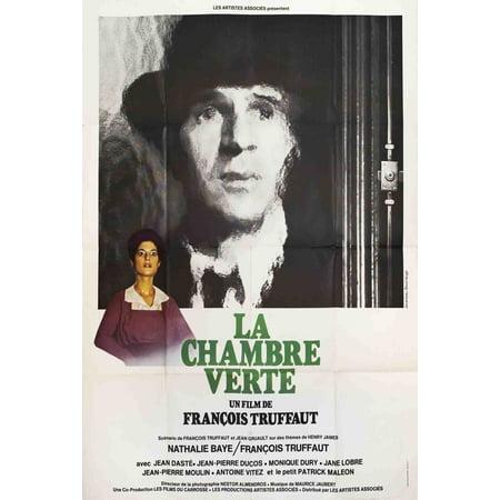 La chambre verte folded 1978 poster for La chambre verte truffaut youtube
