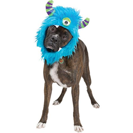 Hound Hoodies Dog Halloween Costume, Monster, (Multiple Colors Available) - Cookie Monster Halloween Costumes