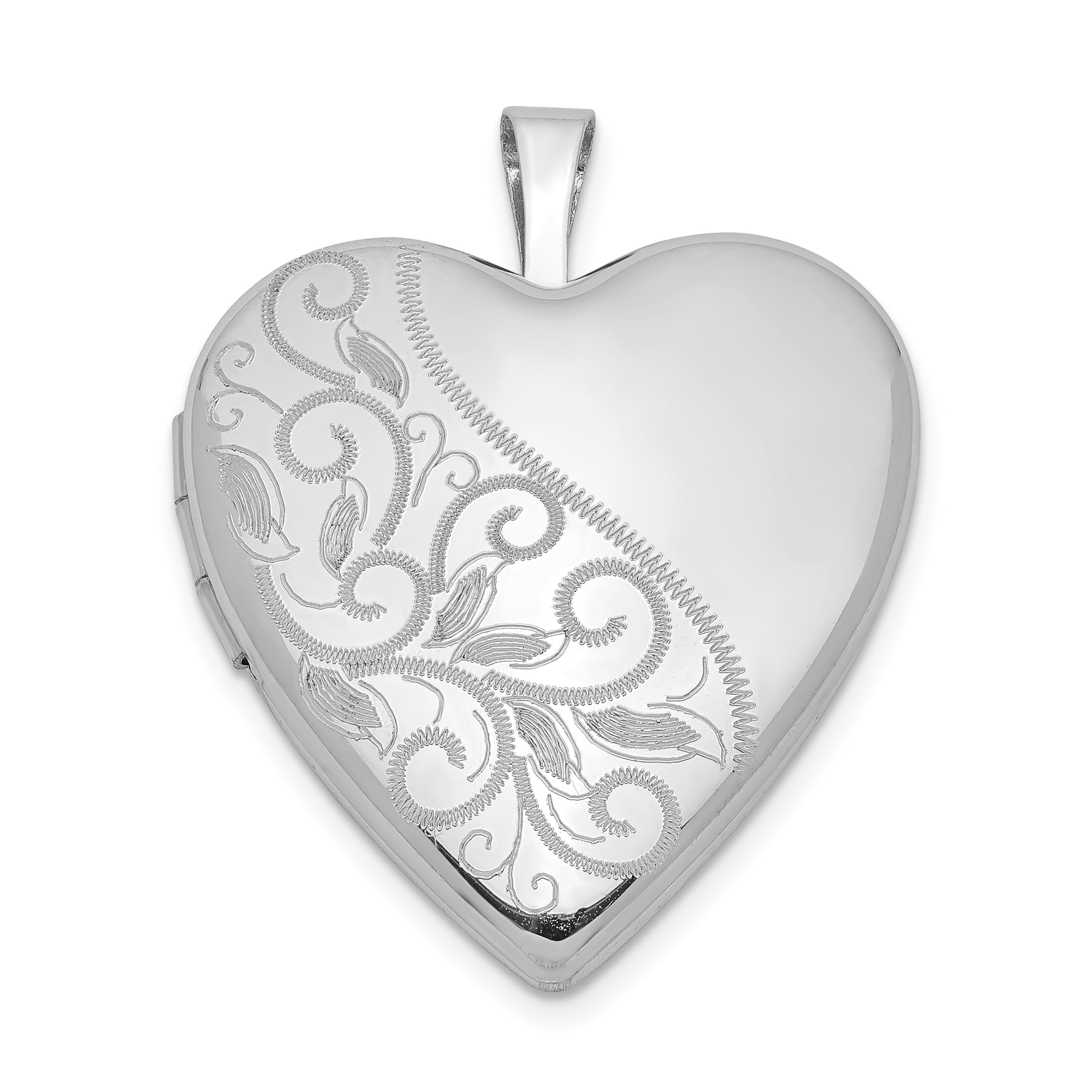 32 mm Jewels Obsession Saying Pendant Sterling Silver 925 Saying Pendant